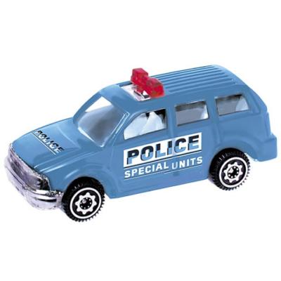 SecuritySecurity: Police terepjáró 1/64