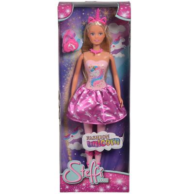 Steffi Love - unikornis ruhás baba