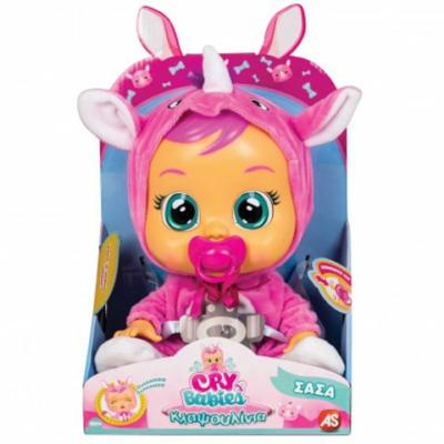 Cry Babies könnyes babák- Sasha