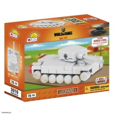 COBI 3016 - World of Tanks Nano Tank Leopard 1