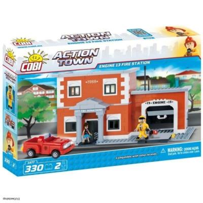 COBI 1477 - ACTION TOWN Tűzoltóság