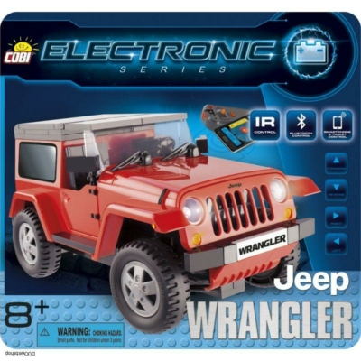 COBI 21921 Electronic - Jeep Wrangler (I/R, Bluetooth)