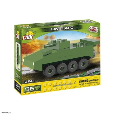 Cobi 2241 - Small Army LAV III APC Nano tank