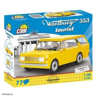 COBI 24543A - WARTBURG 353 Tourist 1:35
