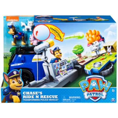 Mancs őrjárat: Chase ride n rescue járgánya