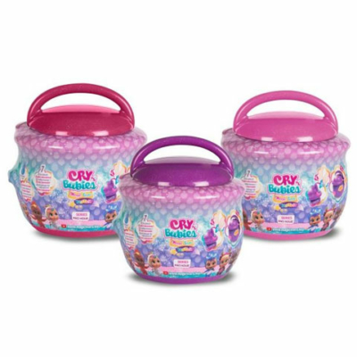 Cry Babies nagy cumis házikó meglepetés csomag
