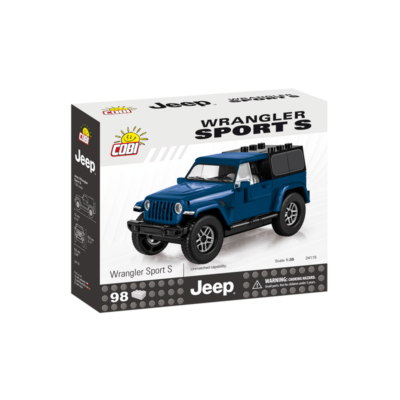 COBI 24115 - JEEP Wrangler Sport S