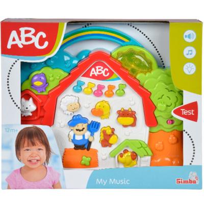 Simba ABC Zenélő állatfarm