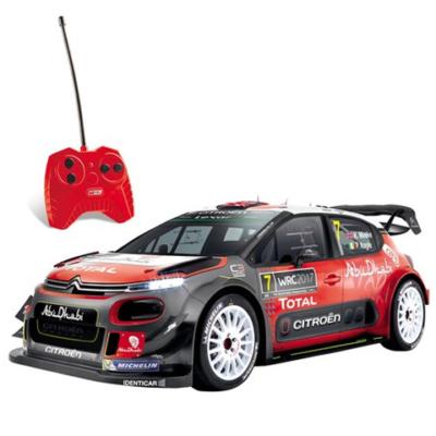 RC Racing Citroen C3 WRC távirányítós autó 1/24