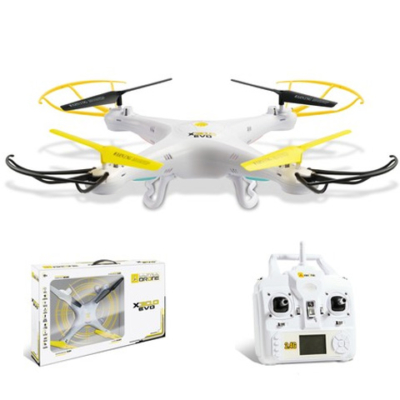 RC Ultradrone X30.0 EVO távirányítású Quadrocopter – Syma