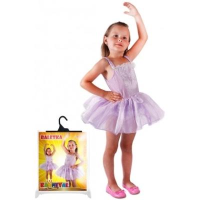 Balett táncos jelmez 92-98 cm