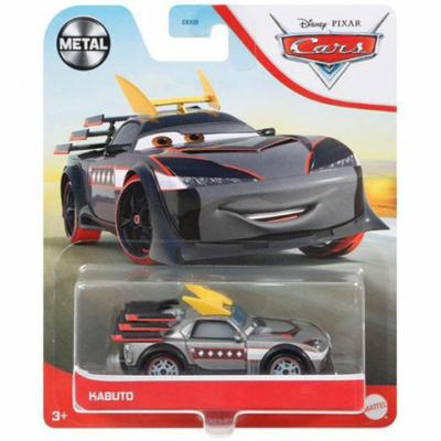 Verdák: Kabuto karakter-autó 1/55 – Mattel