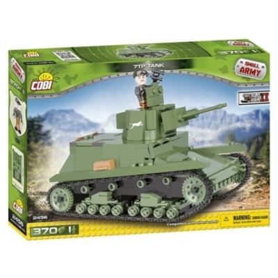 COBI 2456 - II WW Lengyel Tank 7TP
