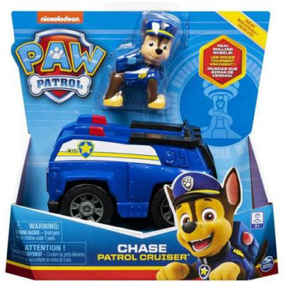 Mancs őrjárat: Chase és a járőr kocsija