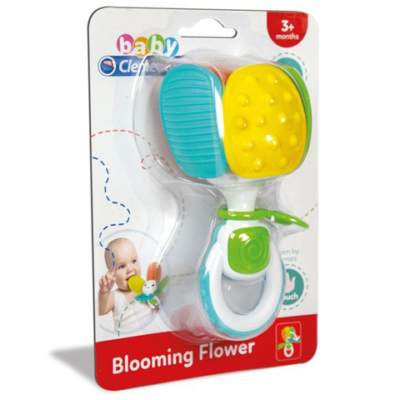 Clementoni: Baby virágzó virágszál csörgő